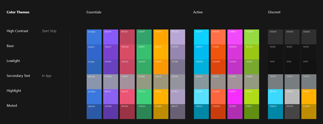 ms-band-colors