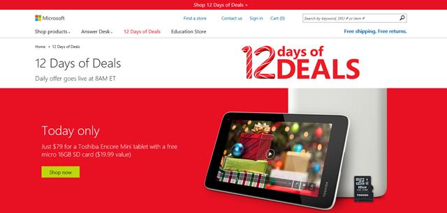 微软零售店开始圣诞促销,Work & Play 订阅套装只需 $149
