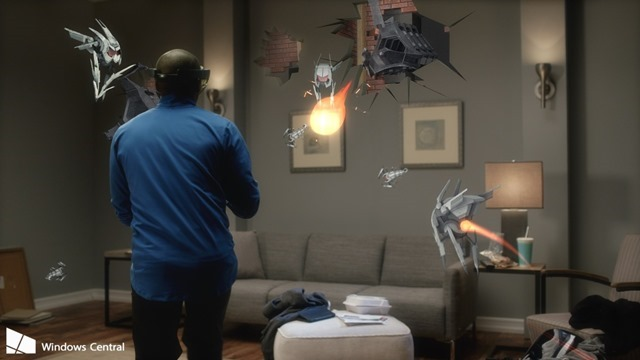 Project-Xray- HoloLens