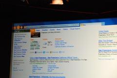 HTML 5 版 Bing…