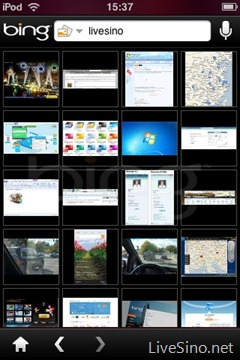 Bing for iPhone 应用体验