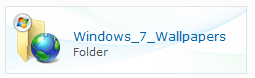 Windows 7 Pre-Beta 壁纸下载