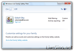 Windows 7 中的 Windows Live Essentials Windows_Live_Family_Safety_Filter